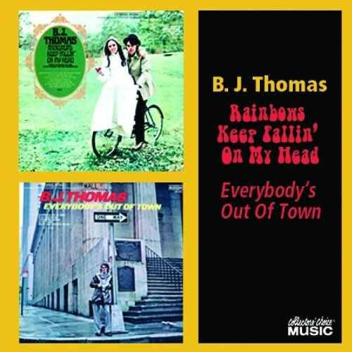 B.J. Thomas, Raindrops Keep Fallin' On My Head, Piano, Vocal & Guitar (Right-Hand Melody)