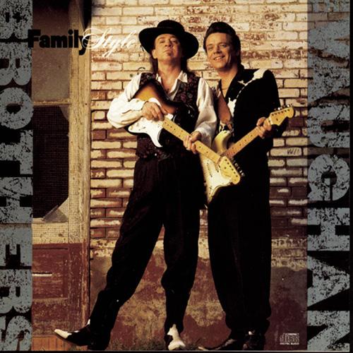 The Vaughan Brothers, Baboom/Mama Said, Guitar Tab