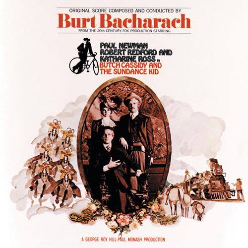Burt Bacharach, Raindrops Keep Falling On My Head, Lyrics & Chords