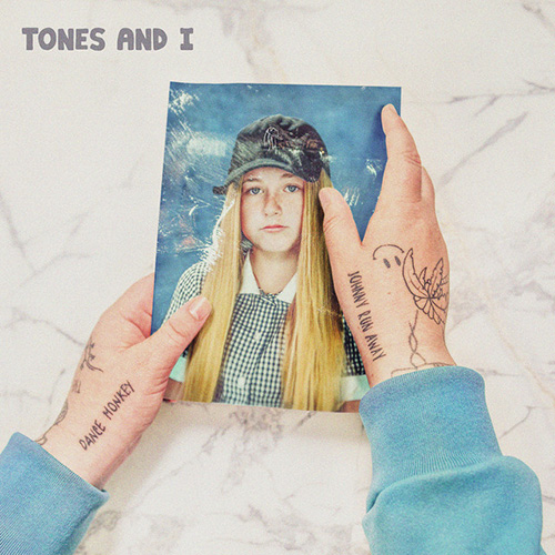 Tones And I, Bad Child, Piano, Vocal & Guitar (Right-Hand Melody)