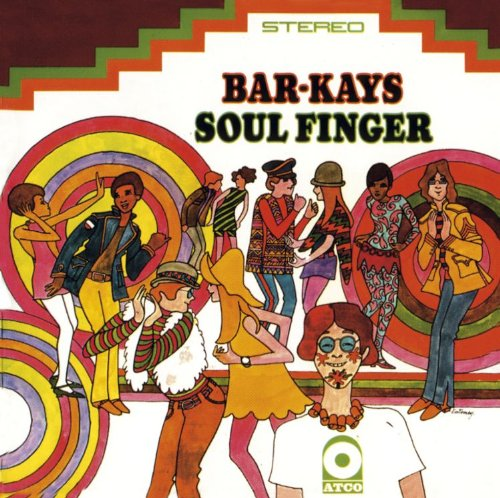 Bar-Kays, Soul Finger, Piano, Vocal & Guitar (Right-Hand Melody)
