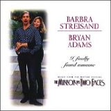 Download Barbra Streisand and Bryan Adams I Finally Found Someone sheet music and printable PDF music notes