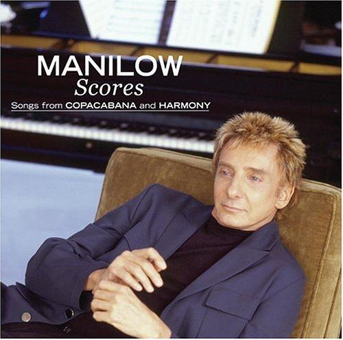 Barry Manilow, Bolero De Amor, Piano, Vocal & Guitar (Right-Hand Melody)