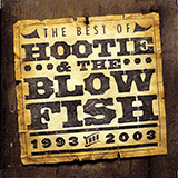 Download Hootie & The Blowfish Be The One sheet music and printable PDF music notes