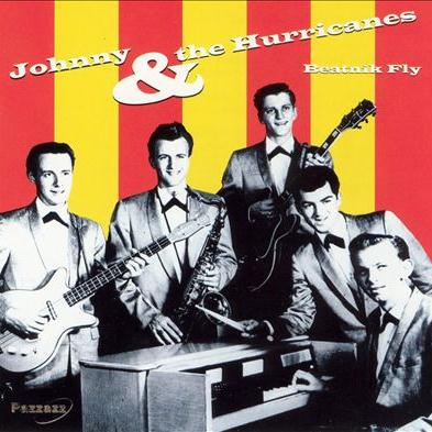 Johnny & The Hurricanes, Beatnik Fly, Keyboard Transcription