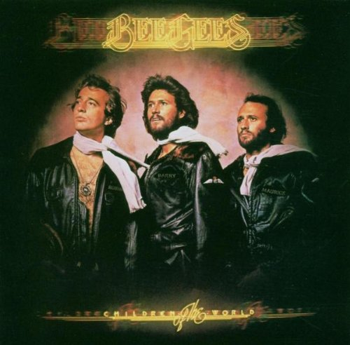 Bee Gees, Boogie Child, Piano, Vocal & Guitar (Right-Hand Melody)