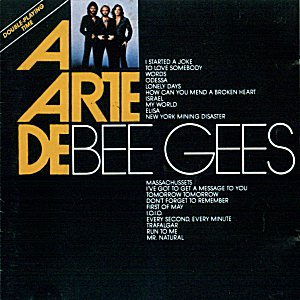 Bee Gees, Tomorrow Tomorrow, Piano, Vocal & Guitar (Right-Hand Melody)
