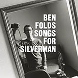Download Ben Folds You To Thank sheet music and printable PDF music notes