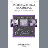 Download Benjamin Harlan Prelude And Palm Processional - Handbells sheet music and printable PDF music notes