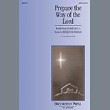 Download Benjamin Harlan Prepare The Way Of The Lord - Violin 1 sheet music and printable PDF music notes