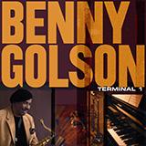 Download Benny Golson Killer Joe sheet music and printable PDF music notes