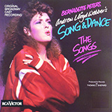 Download Bernadette Peters Unexpected Song (from Song & Dance) sheet music and printable PDF music notes