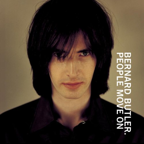 Bernard Butler, Stay, Piano, Vocal & Guitar (Right-Hand Melody)