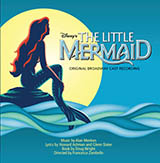 Download Sierra Boggess 'Beyond My Wildest Dreams (from The Little Mermaid Musical)' printable sheet music notes, Broadway chords, tabs PDF and learn this Vocal Pro + Piano/Guitar song in minutes