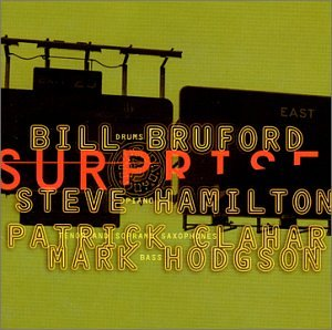Bill Bruford, The Shadow Of A Doubt, Tenor Saxophone