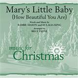 Download Billy Payne Mary's Little Baby (How Beautiful You Are) sheet music and printable PDF music notes