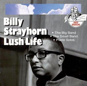 Billy Strayhorn, Lush Life, Real Book - Melody, Lyrics & Chords - C Instruments