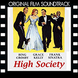 Download Bing Crosby & Grace Kelly 'True Love (from High Society)' printable sheet music notes, Jazz chords, tabs PDF and learn this Piano, Vocal & Guitar (Right-Hand Melody) song in minutes