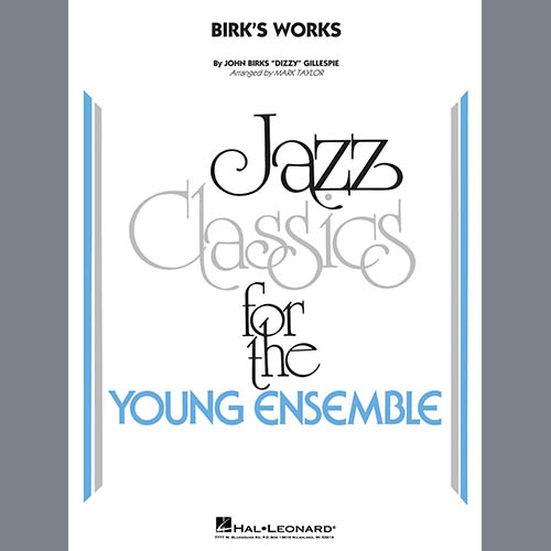 Mark Taylor, Birk's Works - Trombone 2, Jazz Ensemble