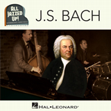 Download Johann Sebastian Bach Bist du bei mir (You Are With Me) [Jazz version] sheet music and printable PDF music notes