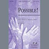 Download BJ Davis Possible! - Keyboard String Reduction sheet music and printable PDF music notes
