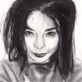 Download Bjork Cover Me sheet music and printable PDF music notes