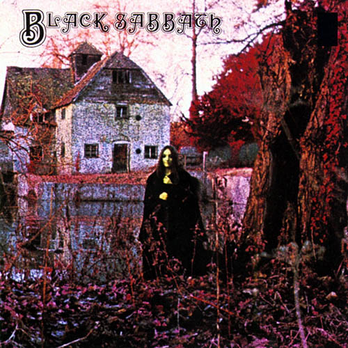 Black Sabbath, Black Sabbath, Easy Guitar Tab