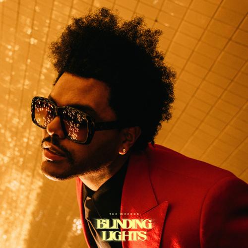 The Weeknd, Blinding Lights, Easy Guitar Tab