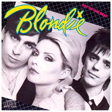 Blondie, Slow Motion, Piano, Vocal & Guitar