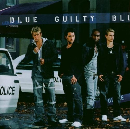Blue, Guilty, Piano, Vocal & Guitar