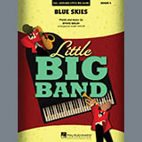 Download Gregory Yasinitsky Blue Skies - Full Score sheet music and printable PDF music notes
