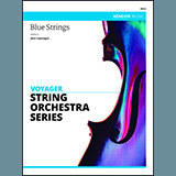 Download Caponegro 'Blue Strings - Violin 2' printable sheet music notes, Classical chords, tabs PDF and learn this Orchestra song in minutes