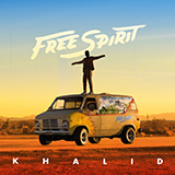 Download Khalid 'Bluffin'' printable sheet music notes, Pop chords, tabs PDF and learn this Piano, Vocal & Guitar (Right-Hand Melody) song in minutes