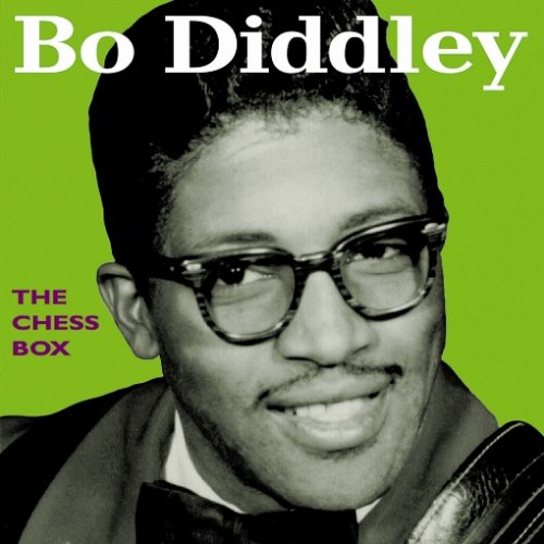Bo Diddley, I Can Tell, Piano, Vocal & Guitar