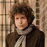 Download Bob Dylan Just Like A Woman sheet music and printable PDF music notes