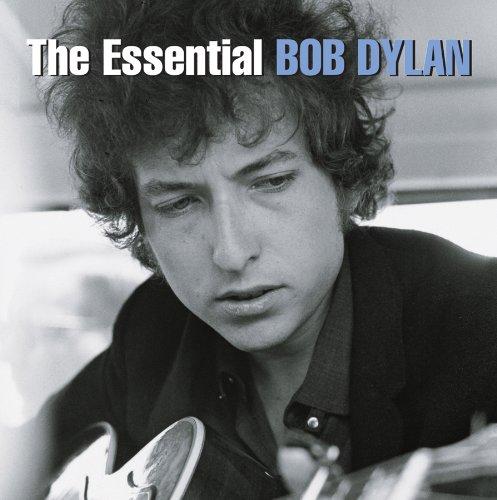 Bob Dylan, Silvio, Piano, Vocal & Guitar (Right-Hand Melody)