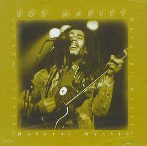 Bob Marley, Natural Mystic, Easy Guitar Tab
