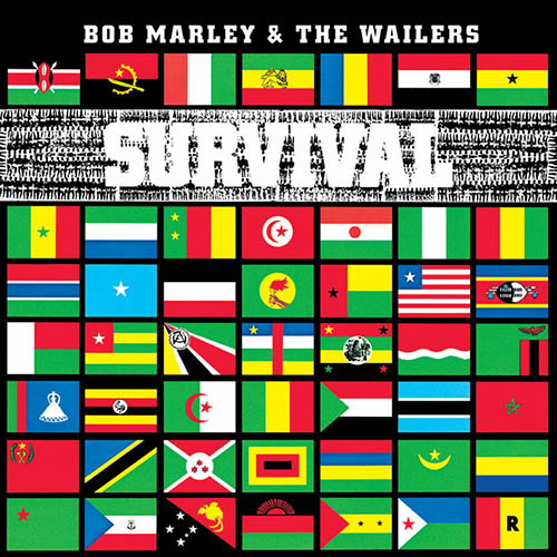 Bob Marley, So Much Trouble In The World, Easy Guitar Tab