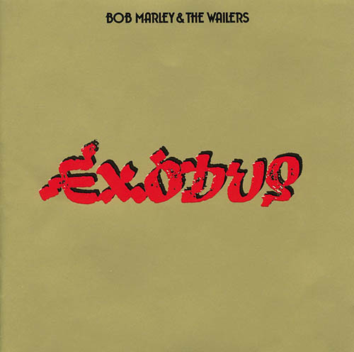 Bob Marley, Waiting In Vain, Easy Guitar Tab