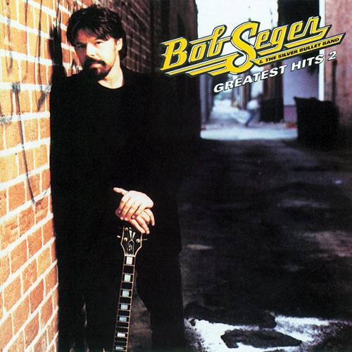 Bob Seger, Shakedown, Piano, Vocal & Guitar (Right-Hand Melody)