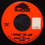 Download Bobby Fuller Four I Fought The Law sheet music and printable PDF music notes