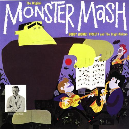 Monster Mash sheet music