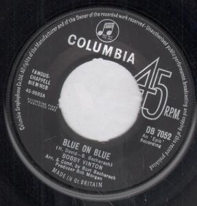 Bobby Vinton, Blue Velvet, Easy Piano