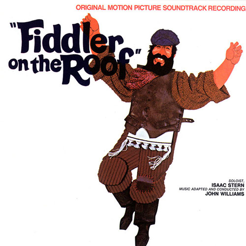 Matchmaker (from Fiddler On The Roof) sheet music