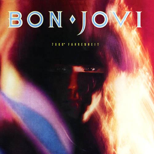 Bon Jovi, Price Of Love, Piano, Vocal & Guitar (Right-Hand Melody)