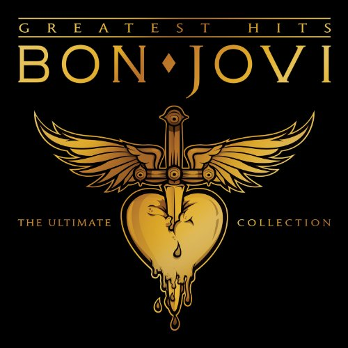 Bon Jovi, Shot Through The Heart, Piano, Vocal & Guitar
