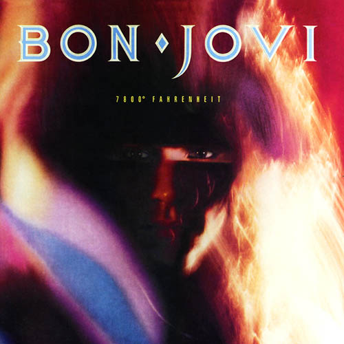 Bon Jovi, Silent Night, Piano, Vocal & Guitar (Right-Hand Melody)