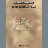 Download Mike Tomaro 'Boogie On Reggae Woman - Eb Solo Sheet' printable sheet music notes, Disco chords, tabs PDF and learn this Jazz Ensemble song in minutes