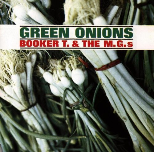 Booker T. & The MG's, Green Onions, Piano, Vocal & Guitar (Right-Hand Melody)
