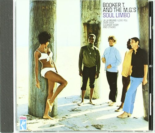 Booker T. & The MG's, Soul Limbo, Piano, Vocal & Guitar (Right-Hand Melody)